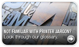 Learn about digital and offset printing