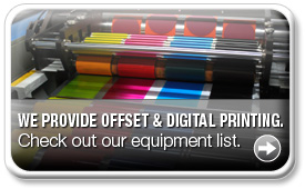 New Jersey Printing Equipment